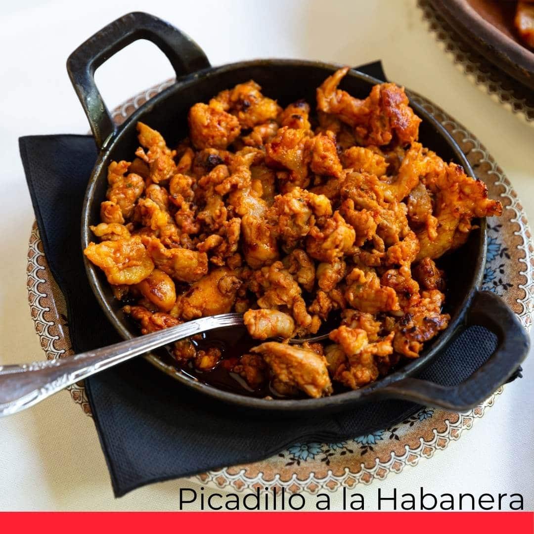 Picadillo a la Habanera (Ground Beef)