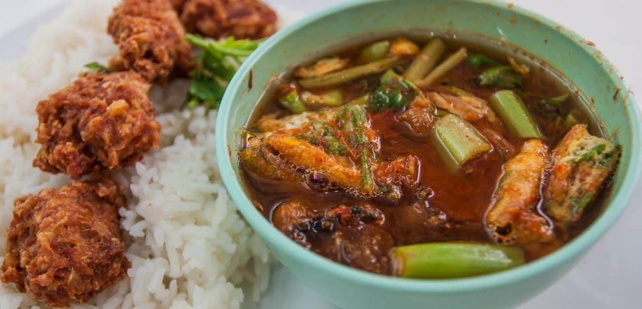 Pork in Tamarind Soup (Sinigang na Baboy)