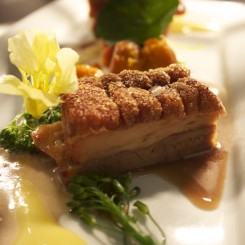Pork with Lemon Curd & Star Anise copy