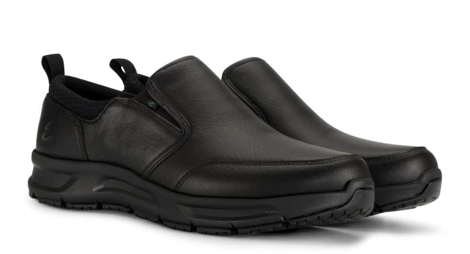 Quarter Slip-on Food Service Shoe for Men
