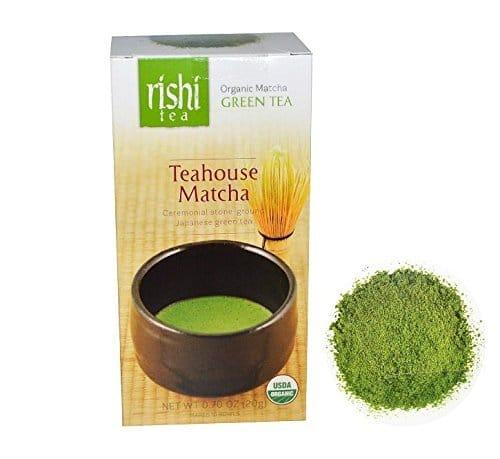 Rishi Tea Organic Teahouse Matcha