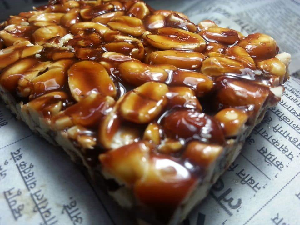 Roasted Peanut Chikki