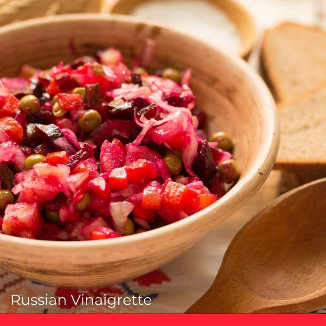 Russian Vinaigrette