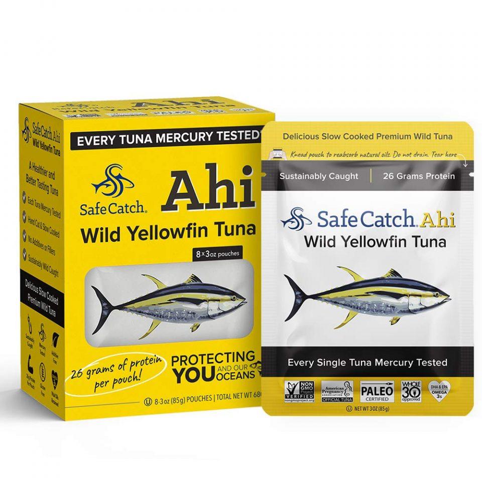 Safe Catch Ahi Wild Yellowfin Tuna