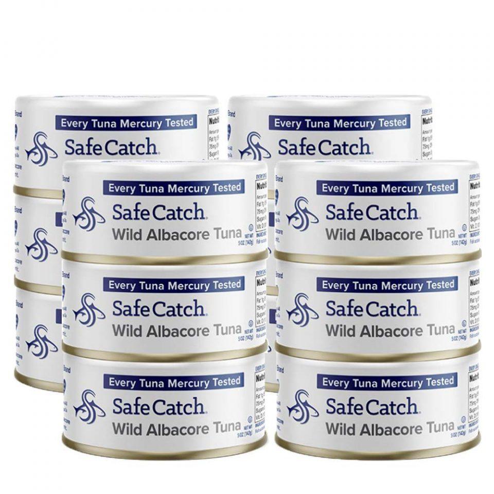 Safe Catch Canned Wild Albacore Tuna