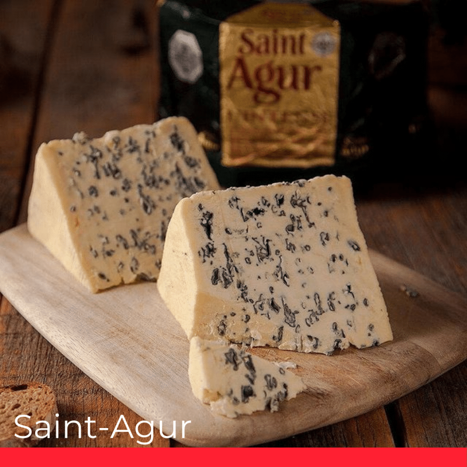 Saint-Agur.