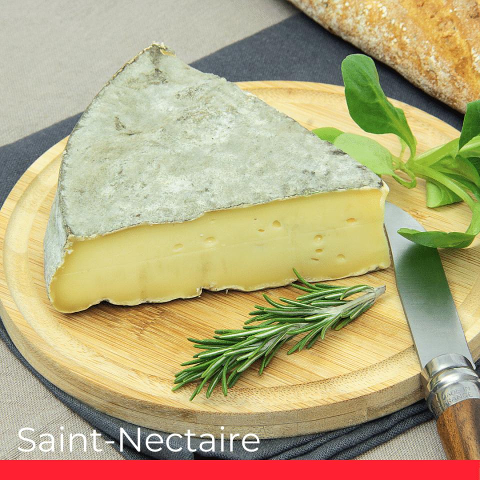 Saint-Nectaire.