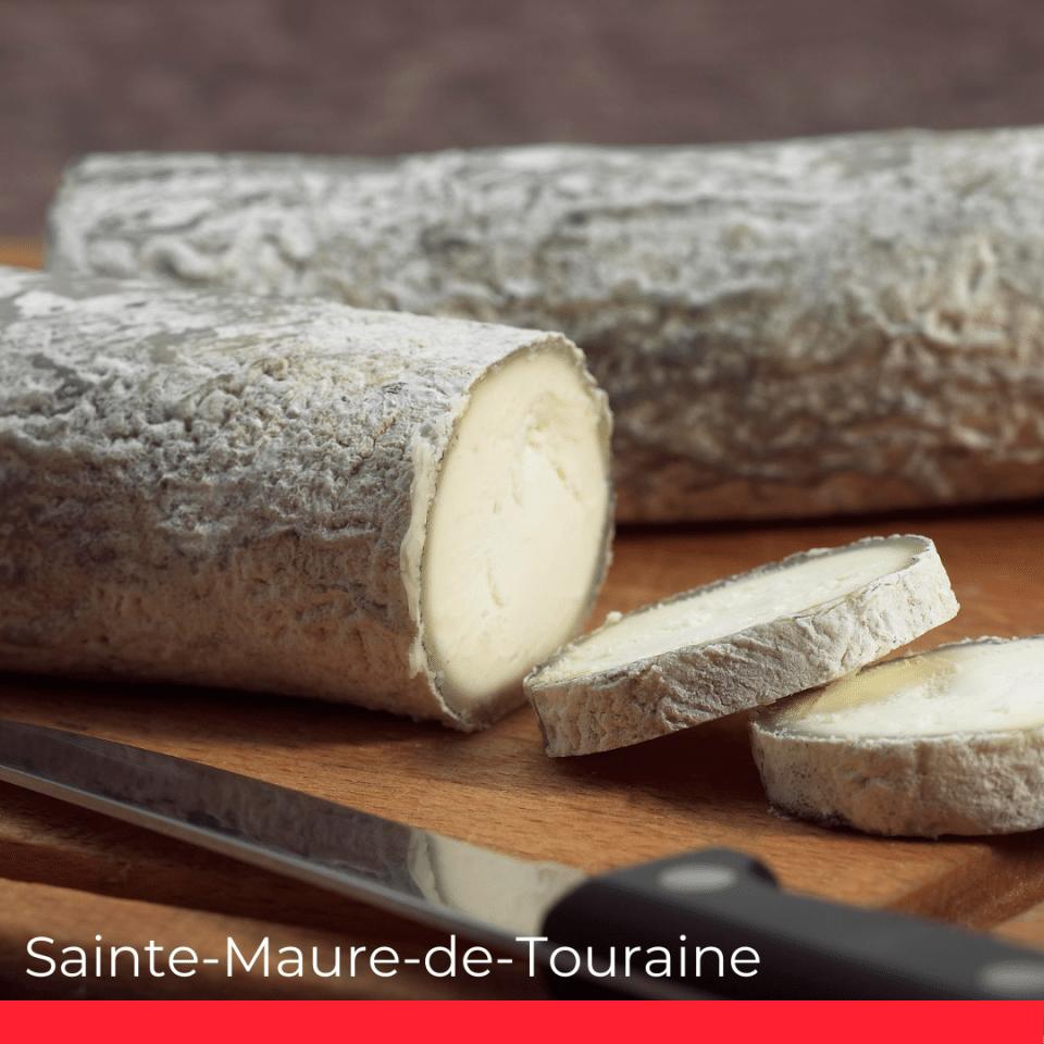 Sainte-Maure-de-Touraine.