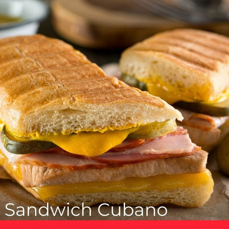 Sandwich Cubano (Cuban Sandwich)