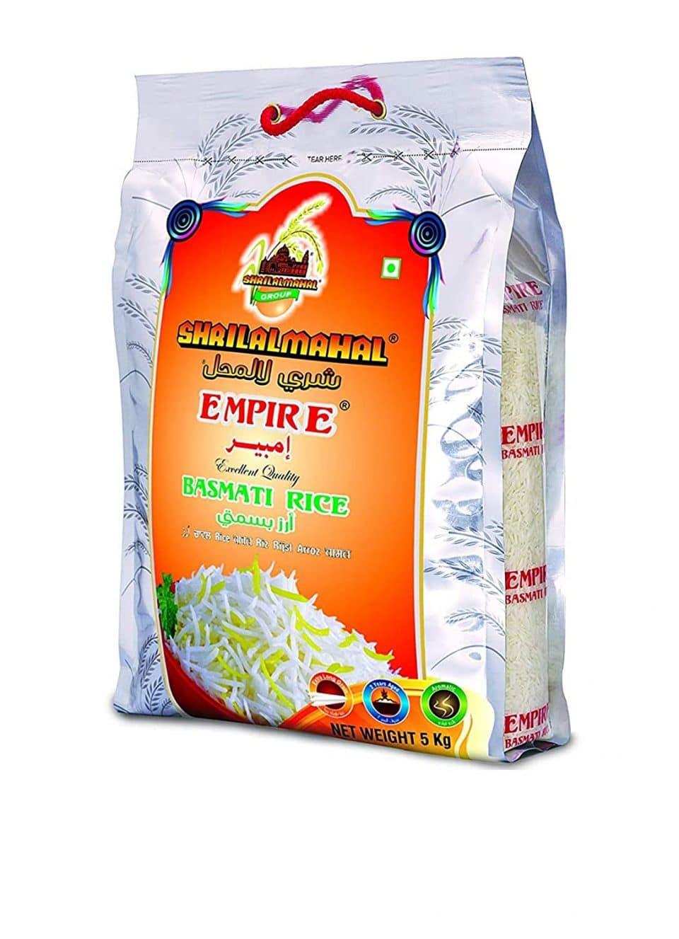 Shrilalmahal Empire Basmati Rice