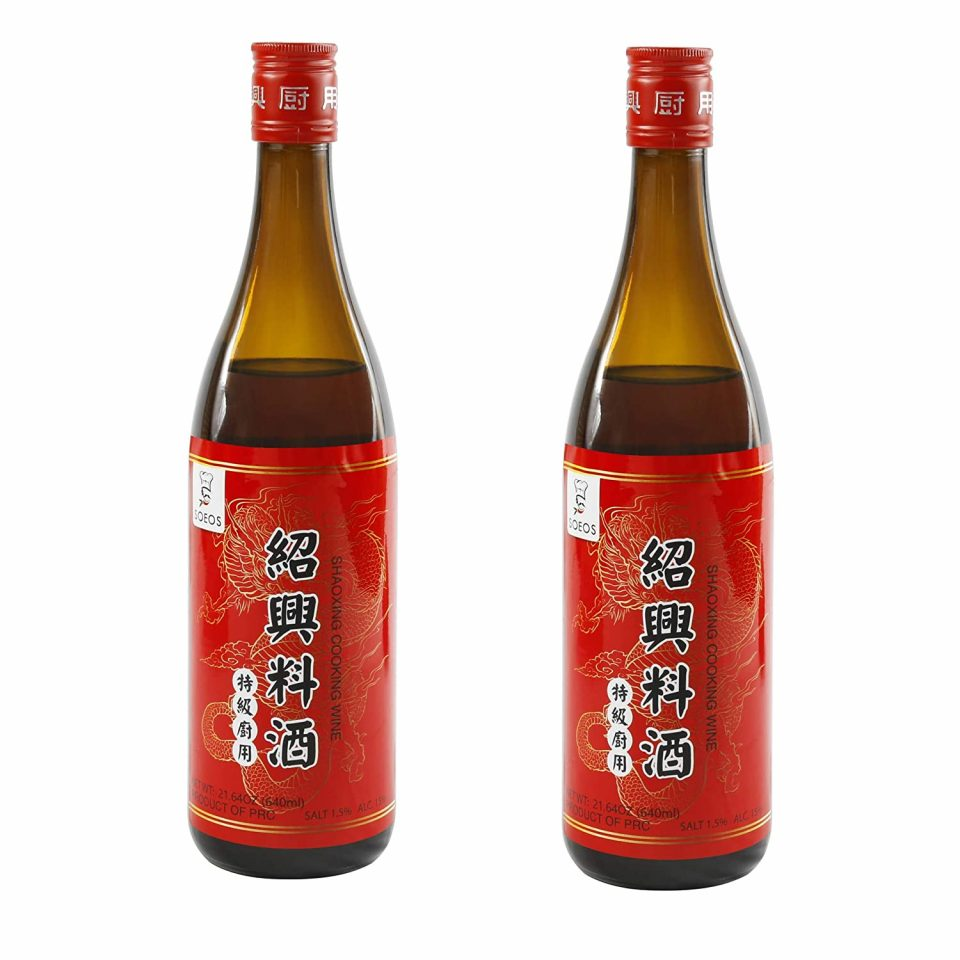 Soeos Shaoxing Cooking Wine