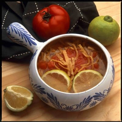 Lime Soup