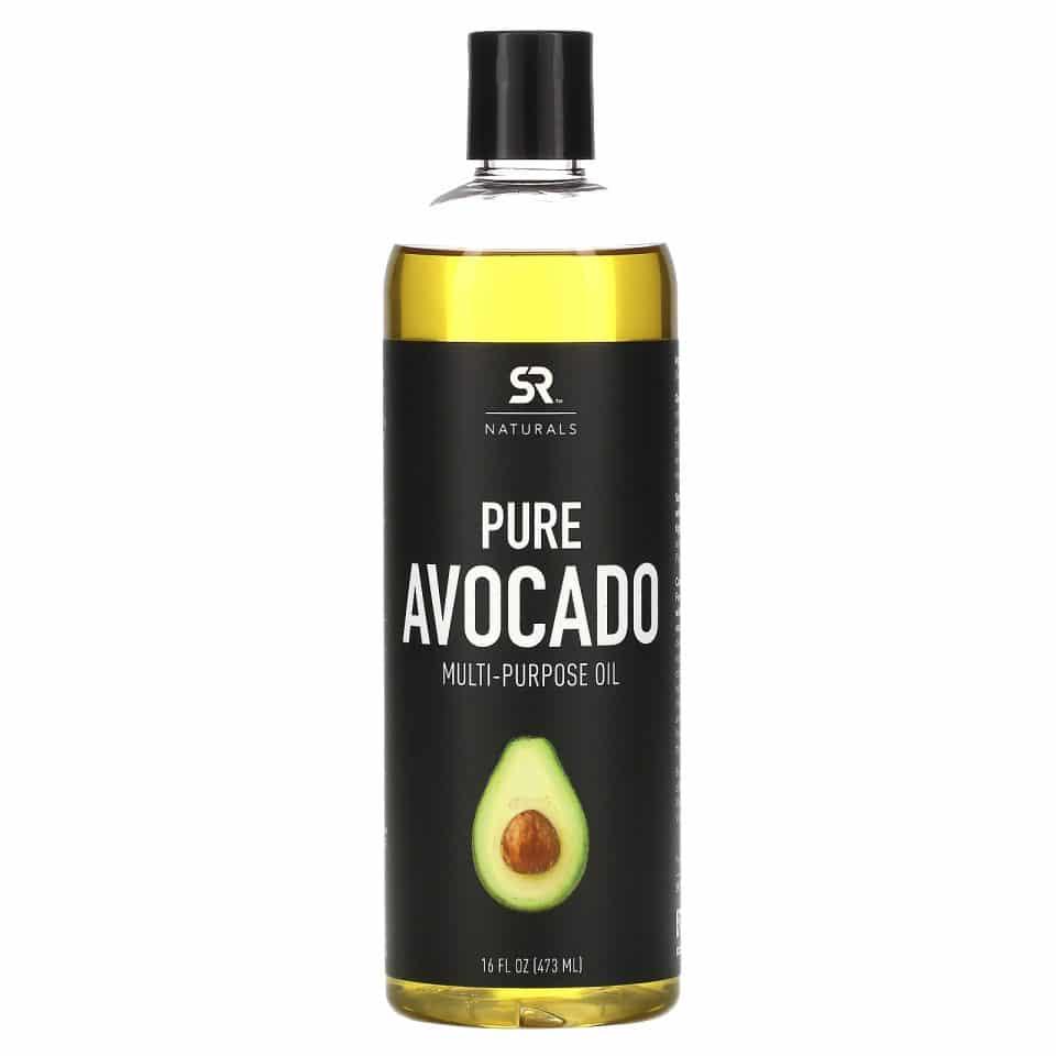 Sports Research Pure Avocado Multi-purpose Oil