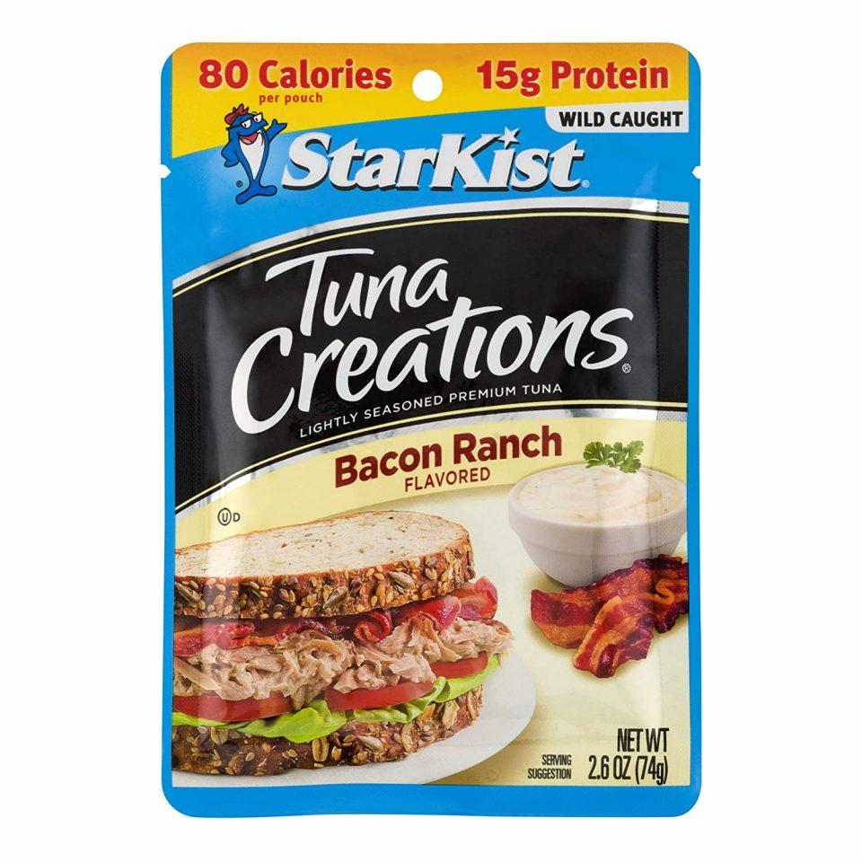 StarKist Tuna Creations Bacon Ranch