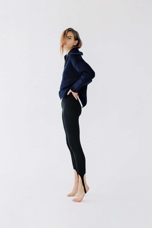 Stretchy Stirrup Leggings