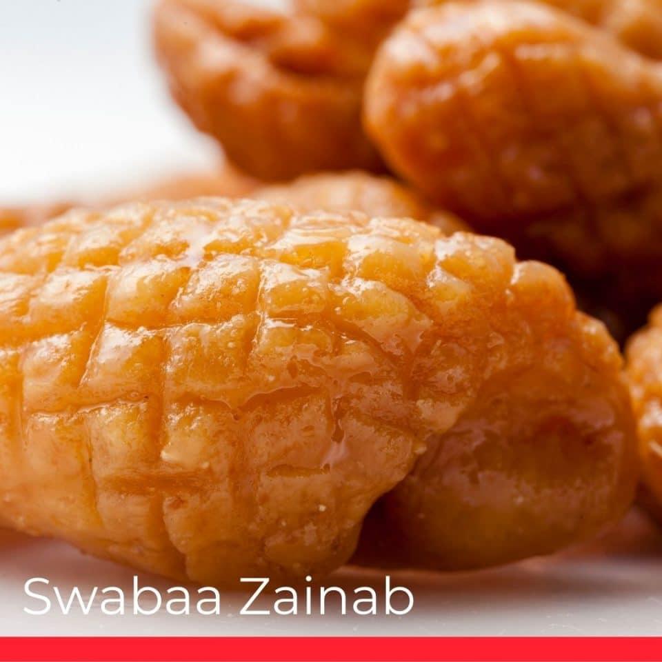 Swabaa Zainab