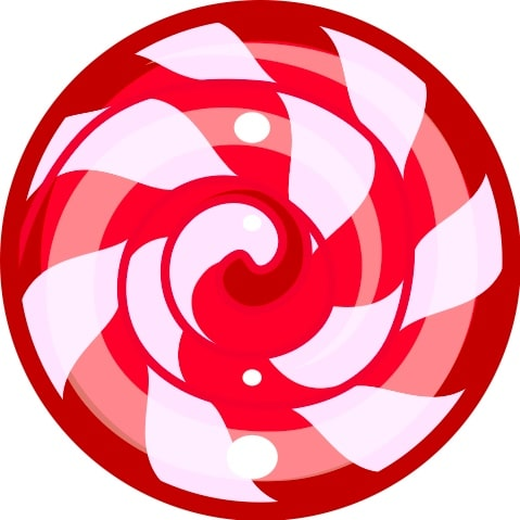 Red Candy Clipart;