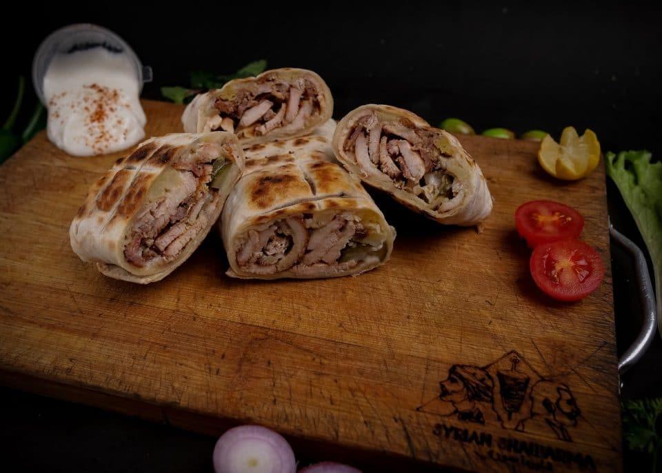 Syrian Shawarma
