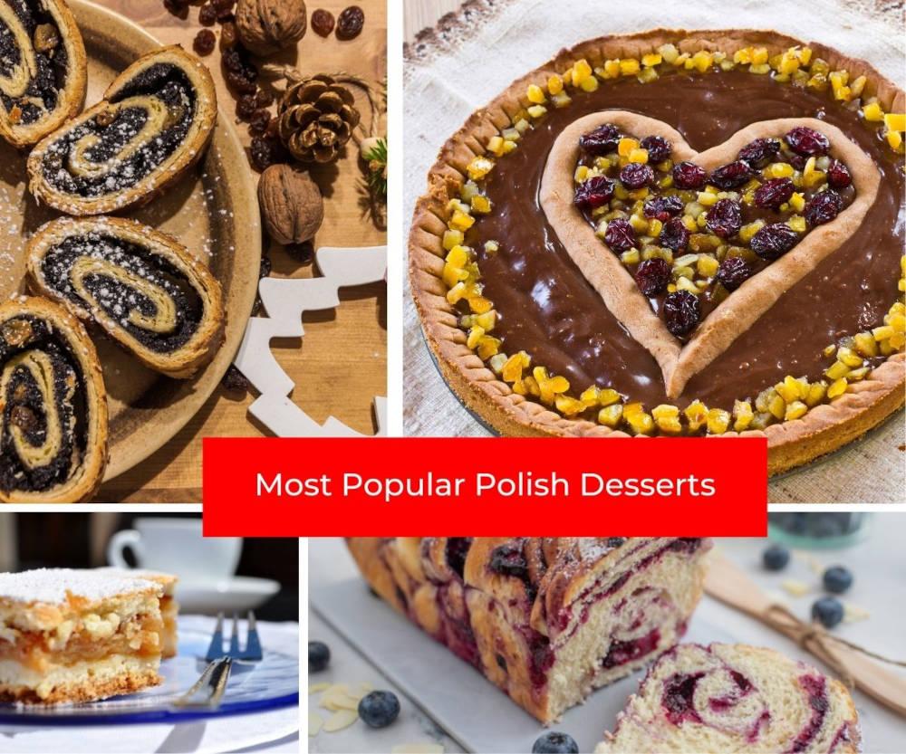 TOP 20 Most Popular Polish Desserts