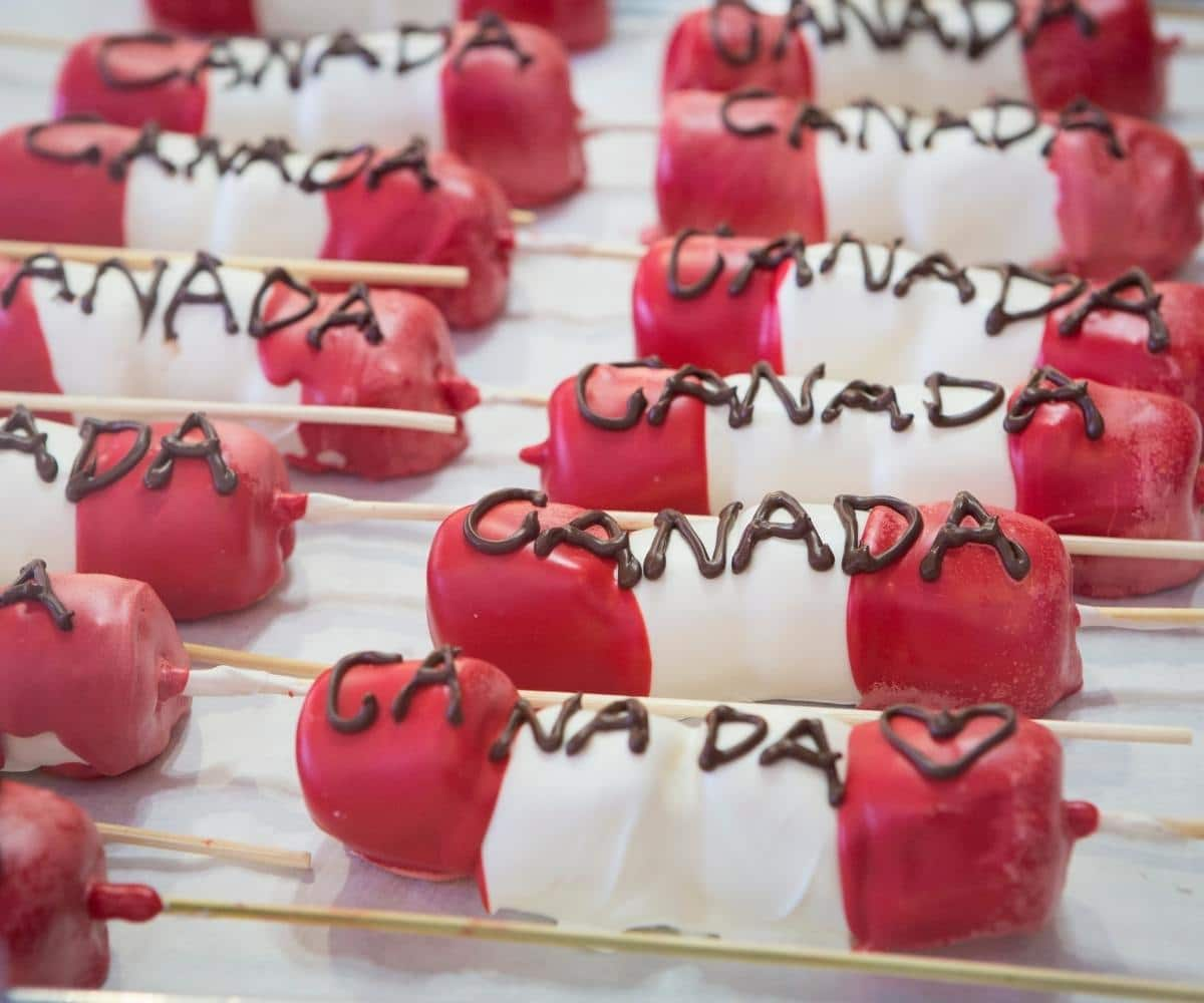 TOP CANADIAN DESSERTS, PLUS A LITTLE SOMETHING EXTRA SWEET