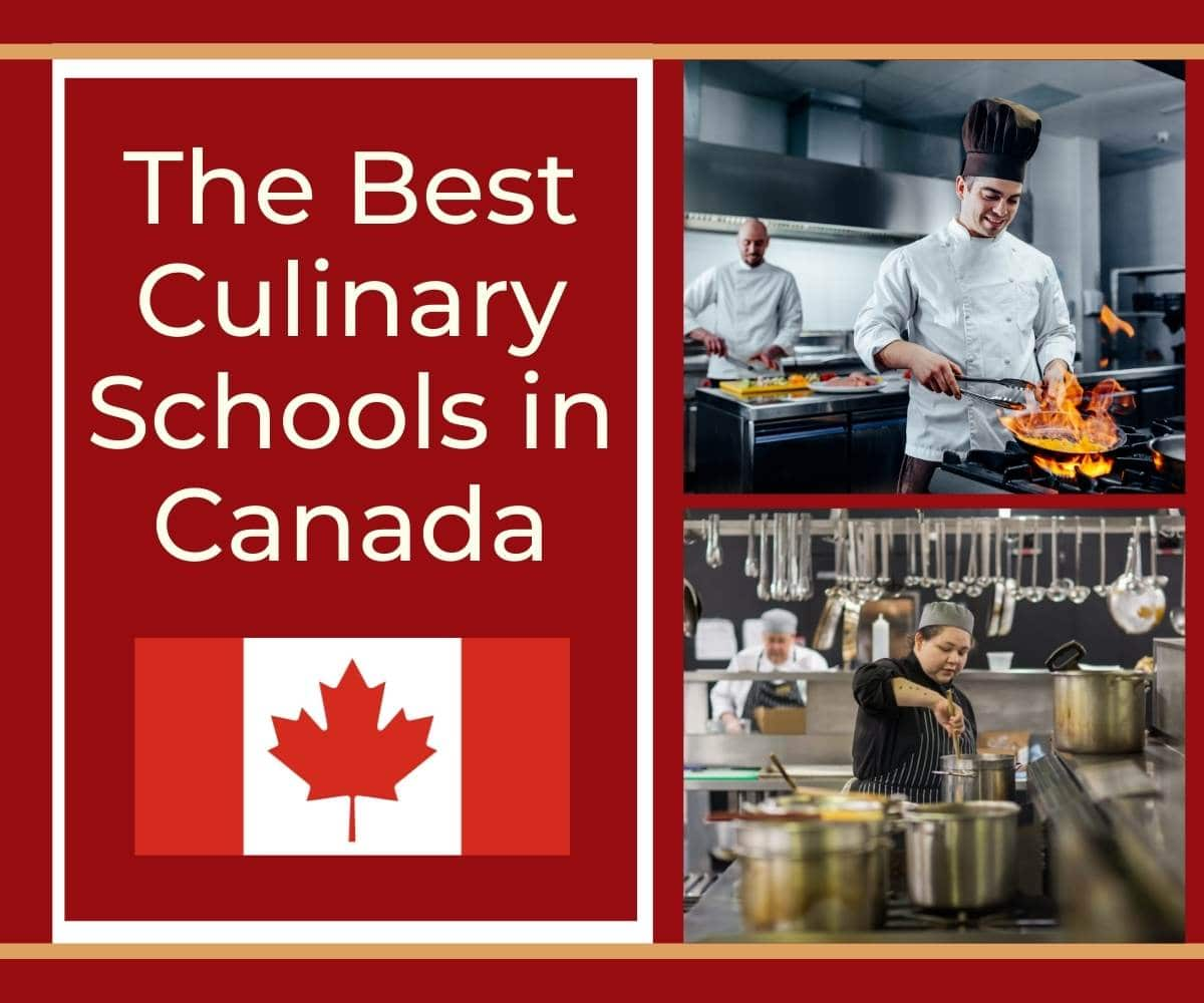 The Best Culinary Schools in Canada