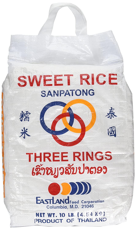 Three Rings Thai Sticky Rice