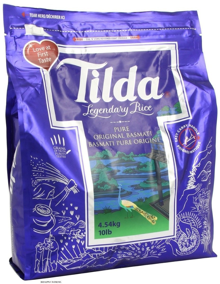 Tilda Legendary Rice, Pure Original Basmati