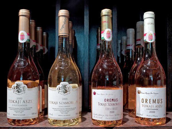 Tokaji Aszú wines