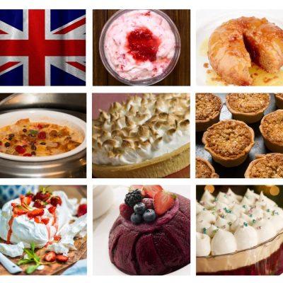 Top 11 British Desserts