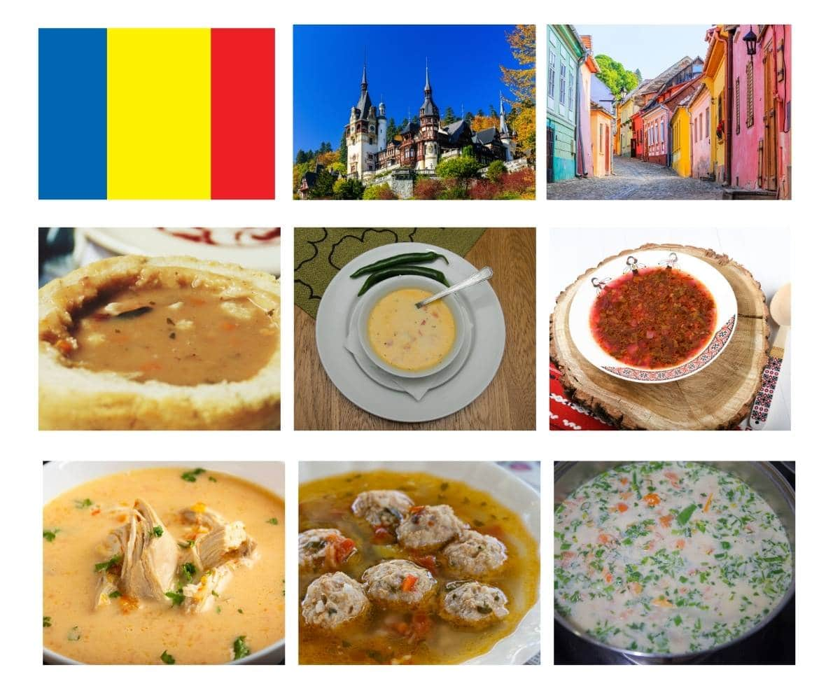 Top 12 Most Popular Romanian Soups