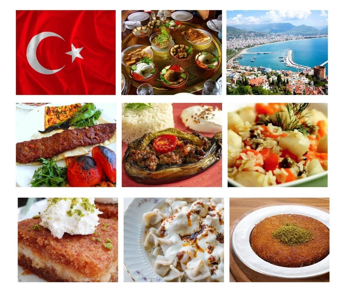 Top 12 Most Popular Turkish Foods