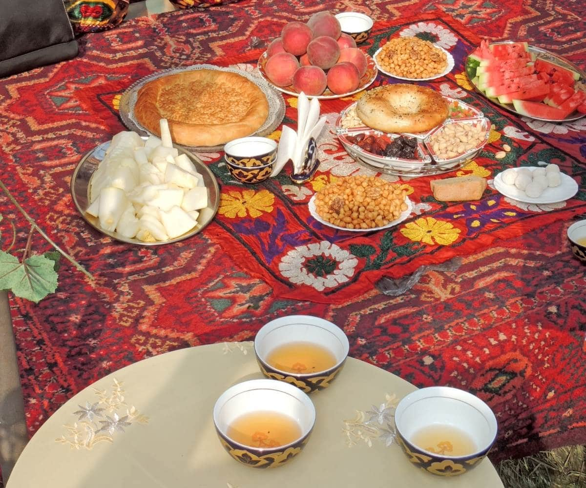 Top 15 Foods of Tajikistan