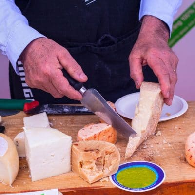 Top 20 Most Popular Italian Cheeses
