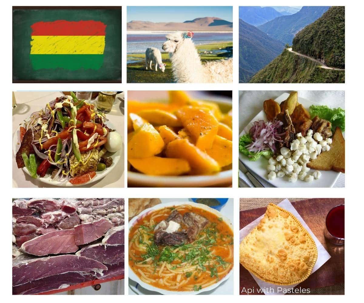 Top 25 Bolivian Foods