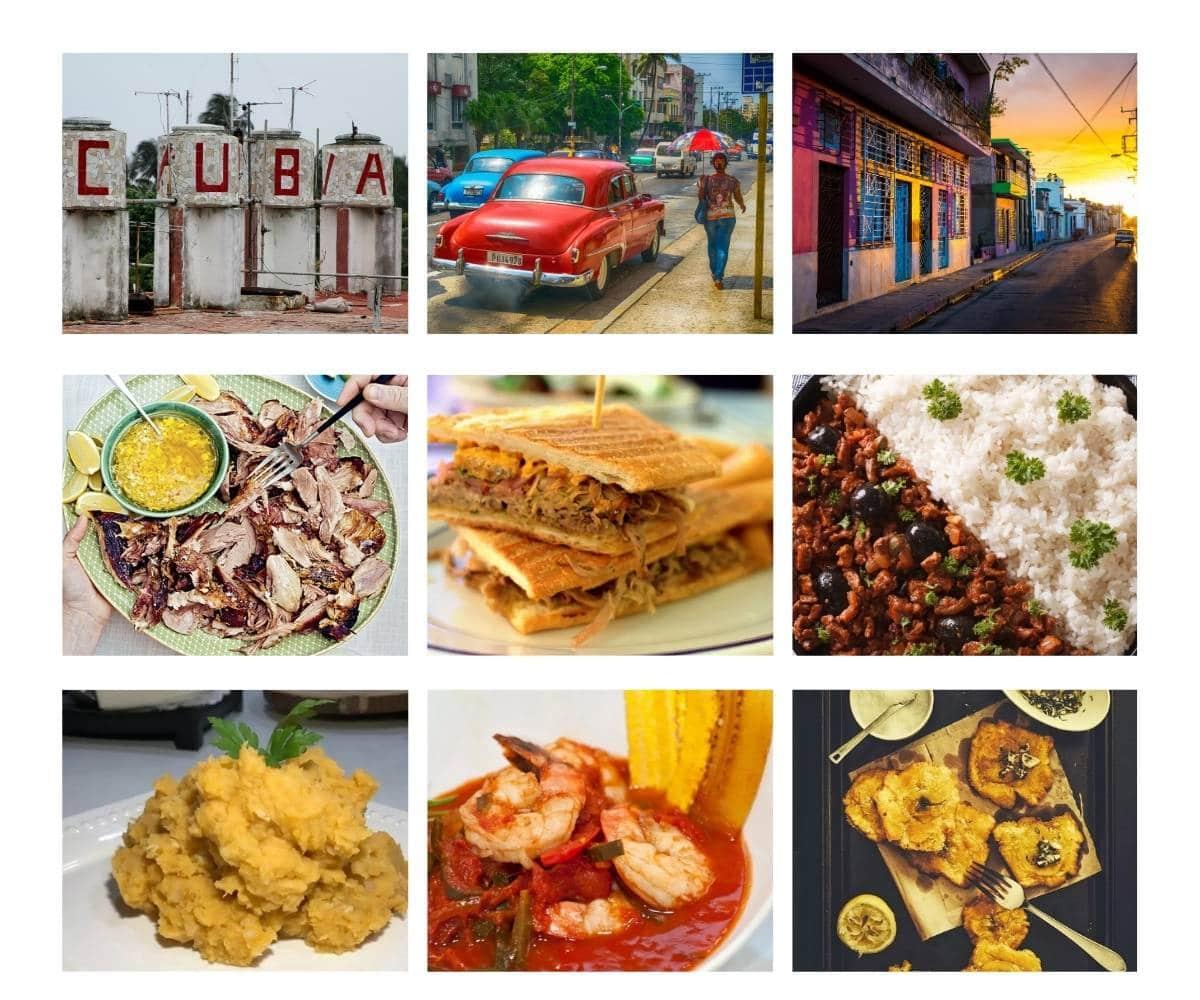 Top 25 Cuban Foods