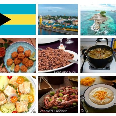 Top 25 Foods in The Bahamas