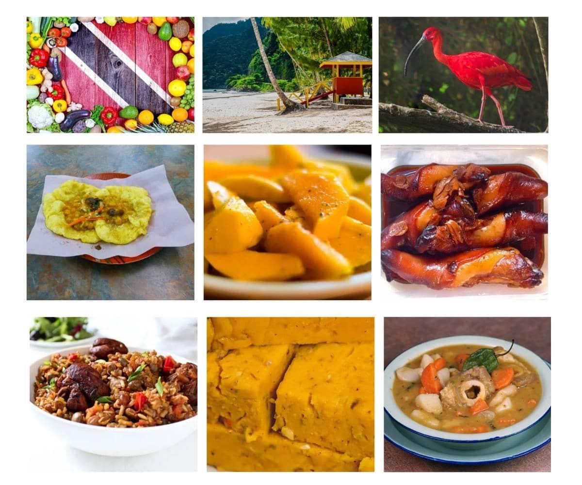 Top 25 Foods in Trinidad and Tobago