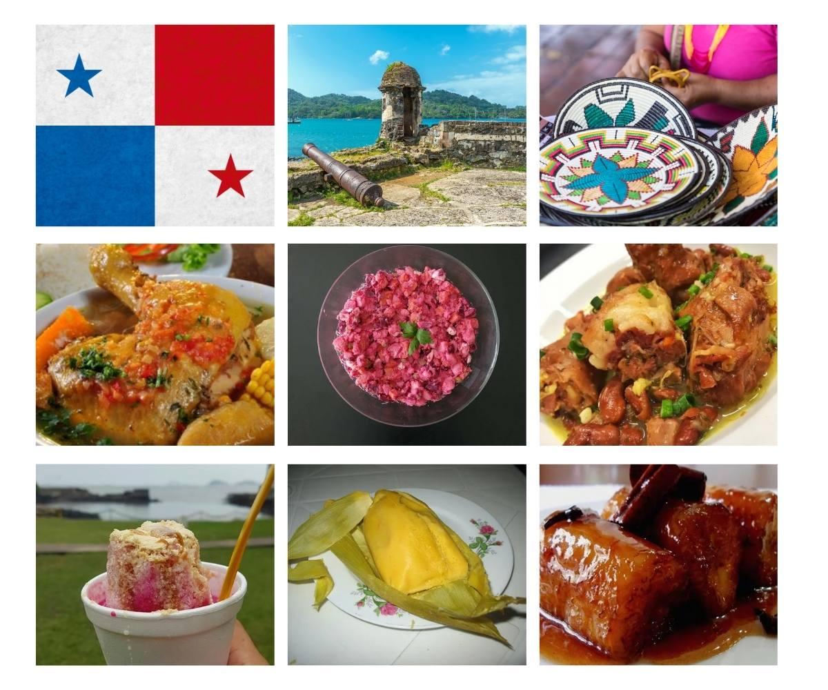 Top 25 Foods of Panama