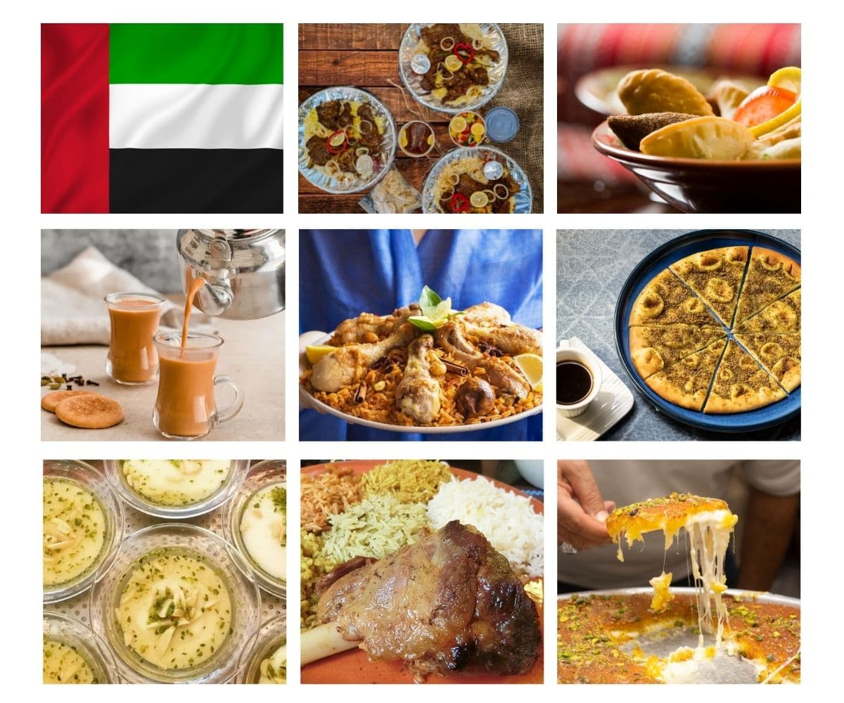 Top 25 Most Popular Foods in Dubai