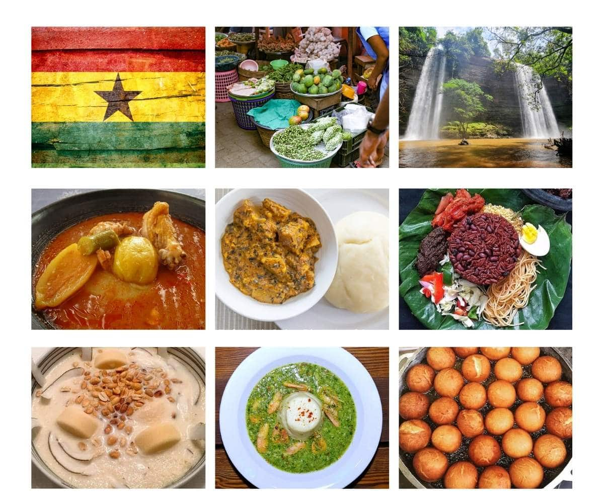 Top 25 Most Popular Foods in Ghana