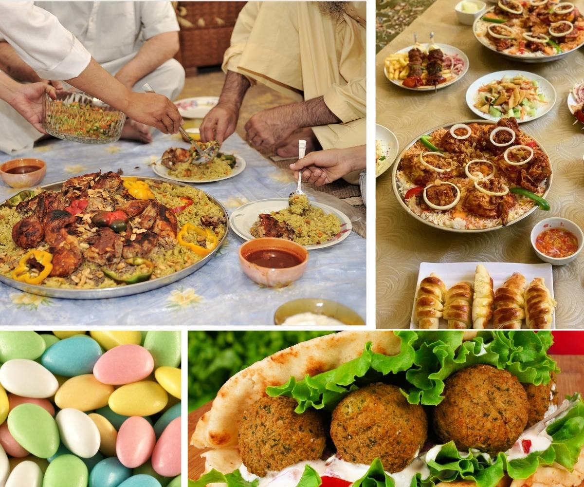Top 25 Most Popular Foods in Jordan