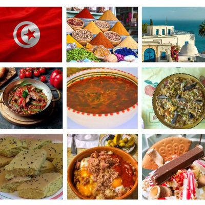 Top 25 Most Popular Foods in Tunisia