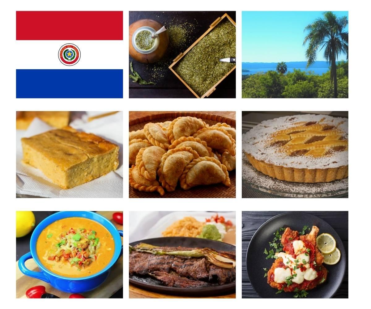 Top 25 Paraguayan Dishes