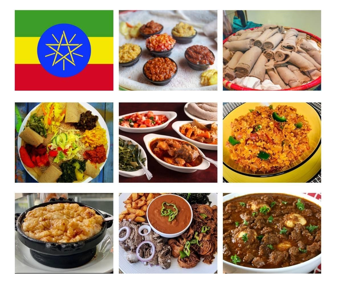 Top 30 Most Popular Foods in Ethiopia