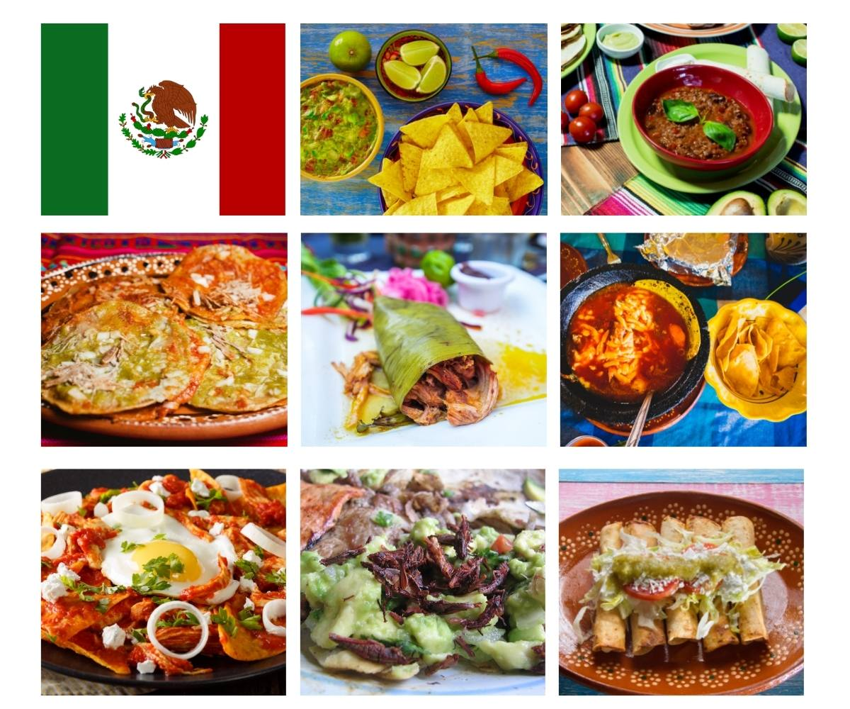 Top 30 Most Popular Mexican Foods- Best Mexican Dishes