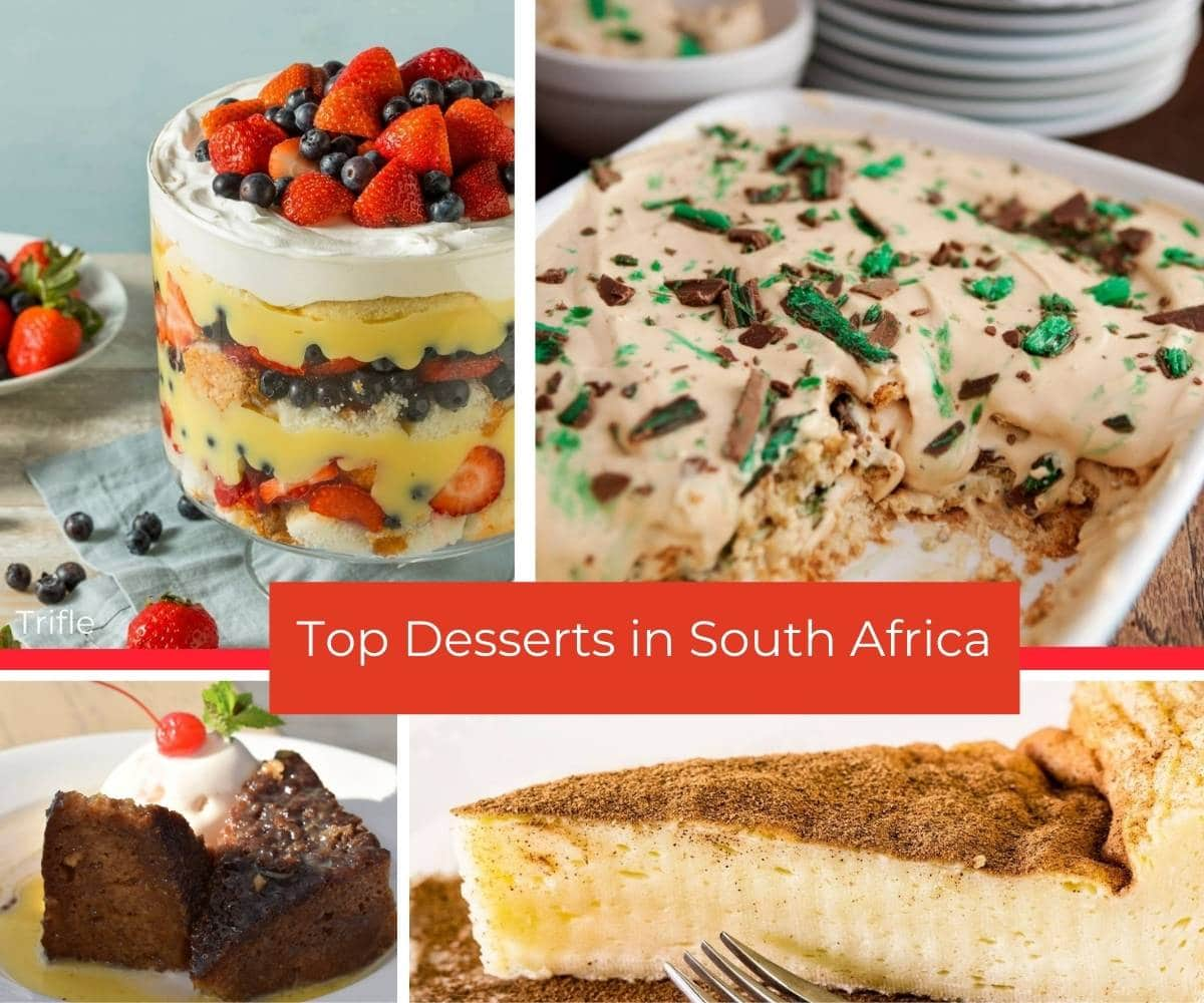 Top South African Desserts