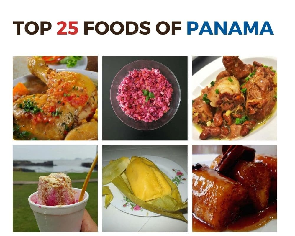 Top Foods of Panama