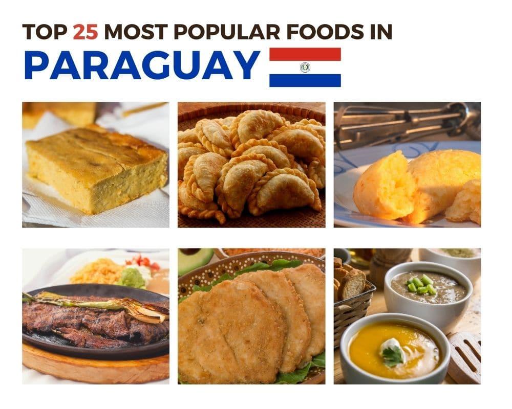 Top Foods Paraguay