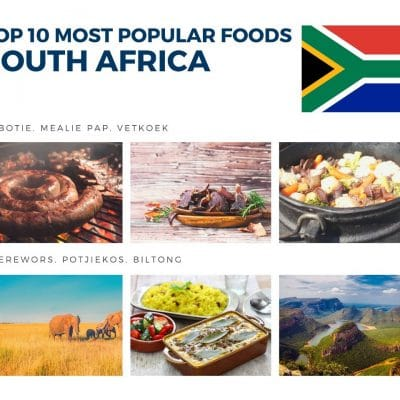 Top Foods in South Africa
