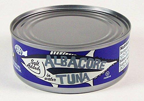 Trader Joe's Albacore Solid White Tuna
